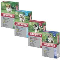 Advantix Antiparazitní pipeta pro psy