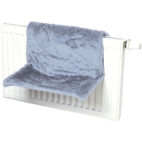 Odpočívadlo CAT-GATO na radiátor modré