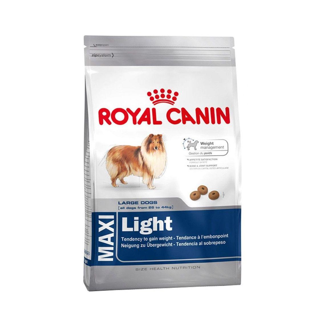 Royal Canin Maxi Light 15 kg