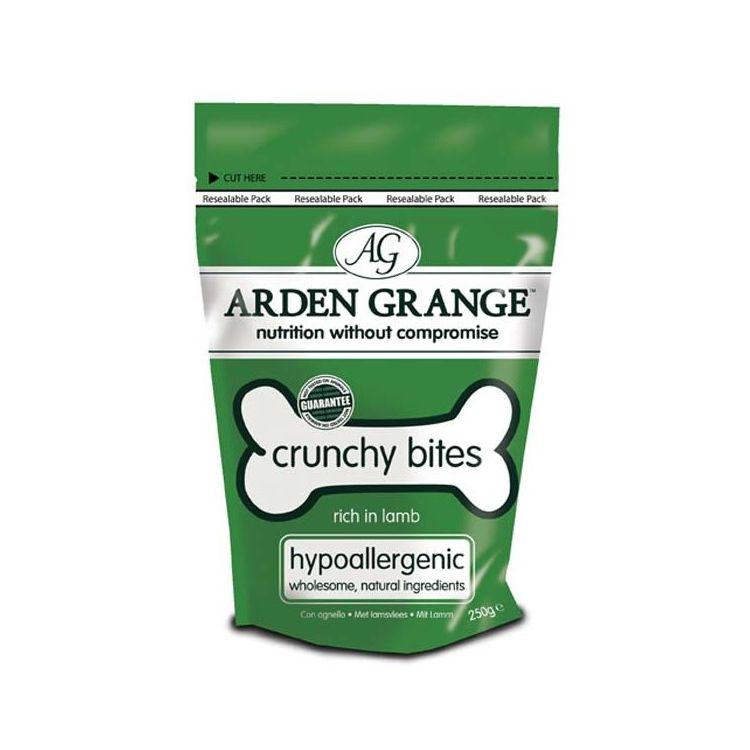 Arden Grange Crunchy Bites Lamb pochoutka 250 g