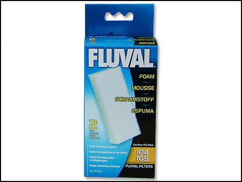 Náplň molitan FLUVAL 104, 105