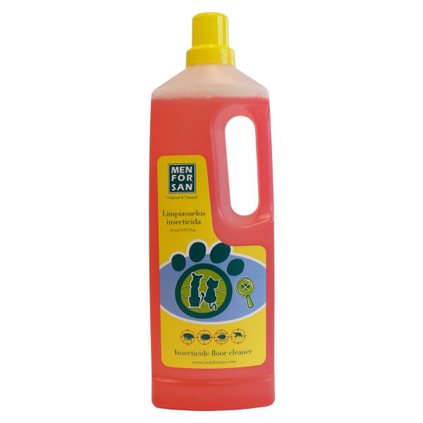 Menforsan insekticidní čistič podlah 1000 ml