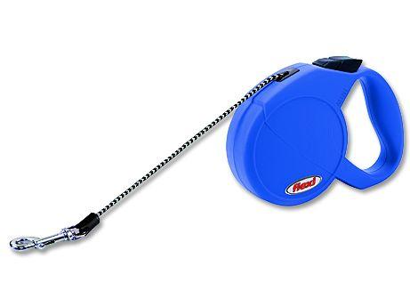 Flexi Mini 3 samonavíjecí vodítko modré, 3m/8kg