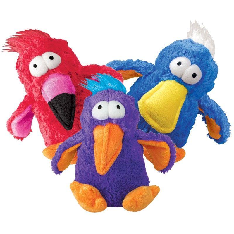 Kong Pták Dodo Plyšová hračka pro psy