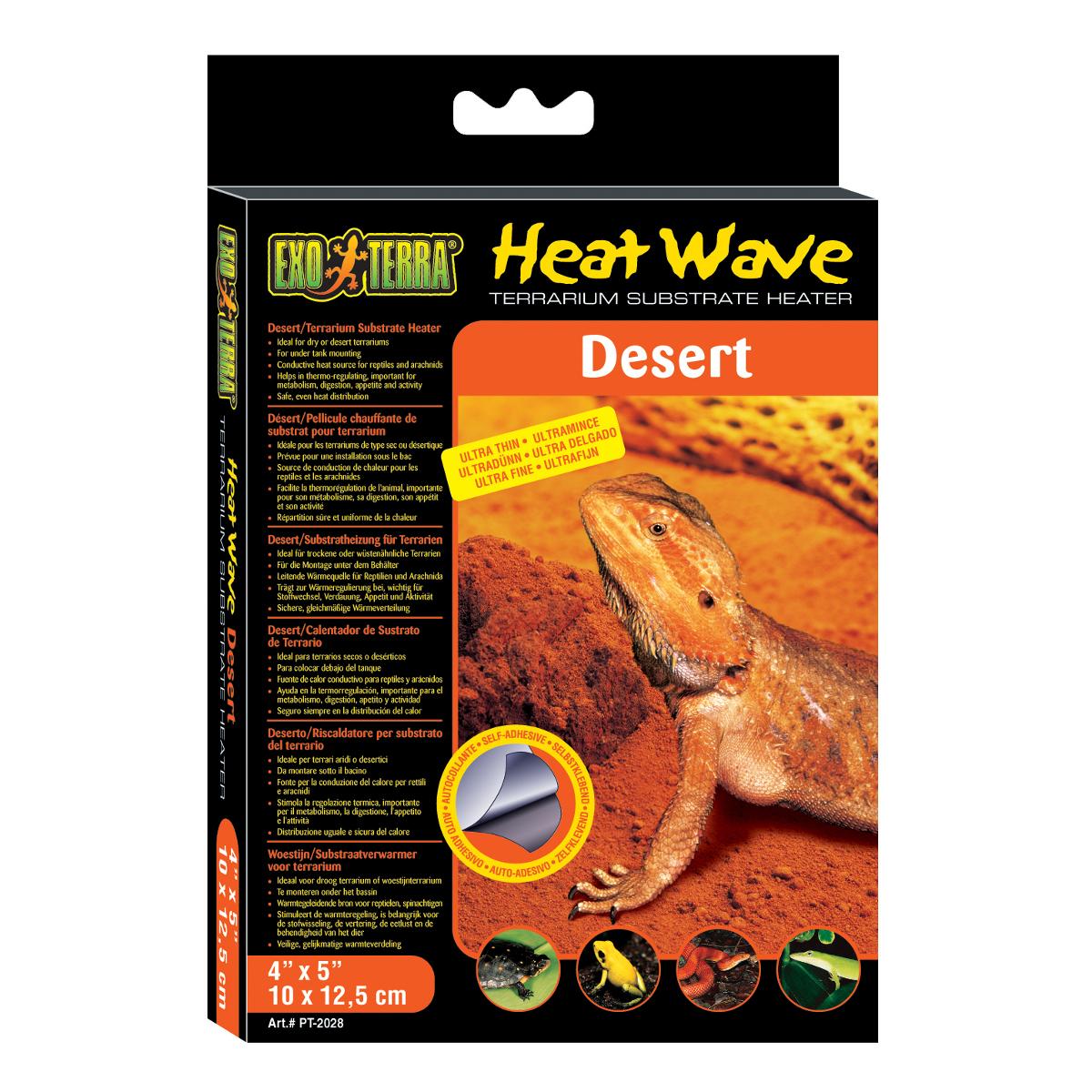 Deska topná EXO TERRA Heat Wave Desert nejmenší 4 W