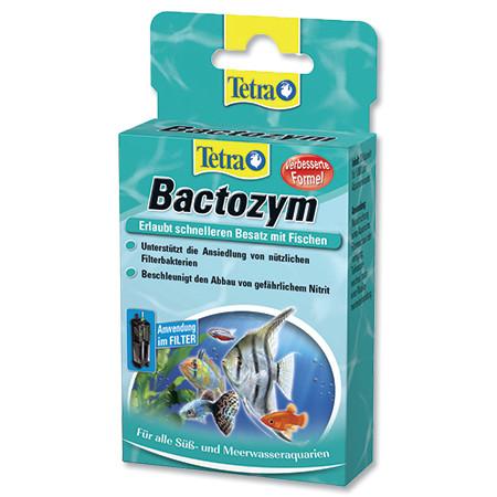 Tetra Bactozym enzymkoncentrát 10 kapslí