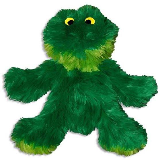 Kong Dr. Noys Žába plyšová měkká hračka pro psy - XS
