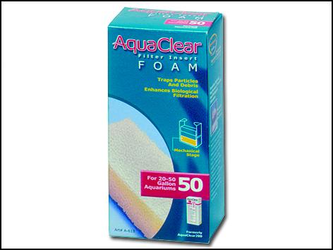 Náplň molitan AQUA CLEAR 50 (AC 200)
