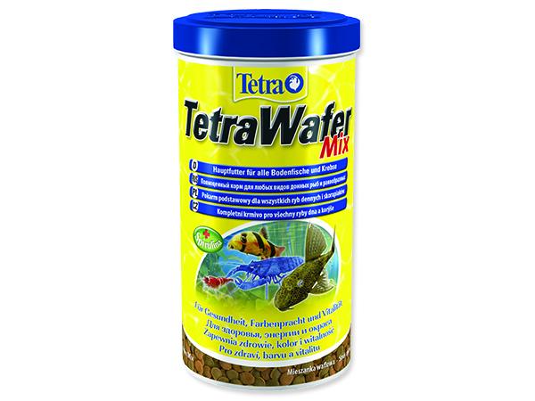 Tetra Wafer Mix krmivo pro jezerní ryby a raky 1000 ml