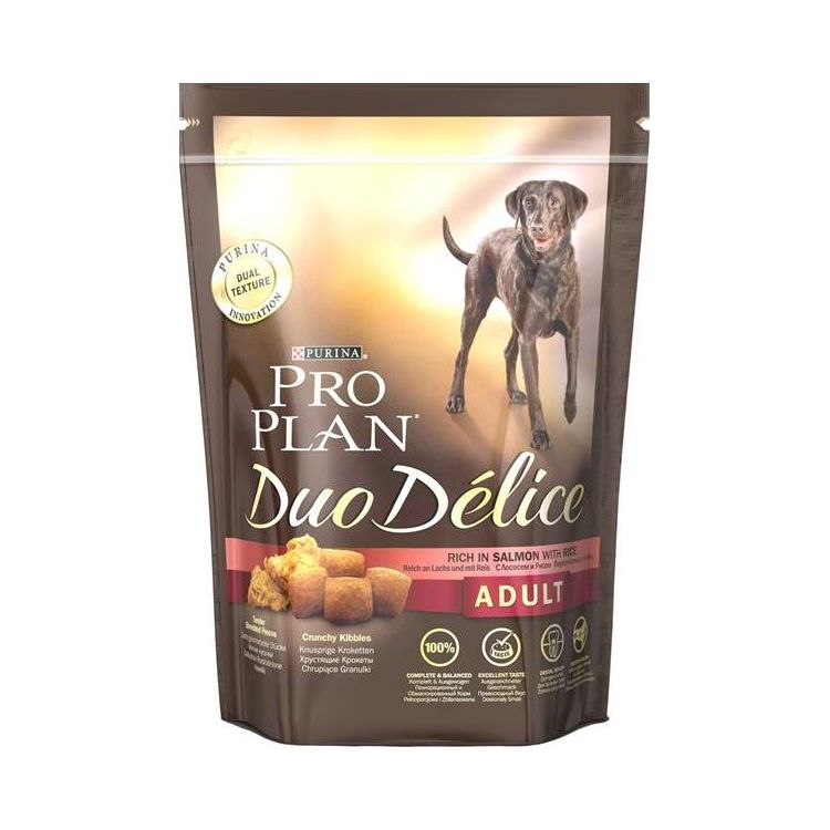 Pro Plan Dog Adult Duo Délice Salmon 10 kg