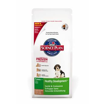 Hill's Science Plan Canine Dry Puppy Growth Lamb & Rice