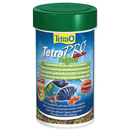 Tetra Pro Algae krmivo se Spirulinou pro ryby 250 ml