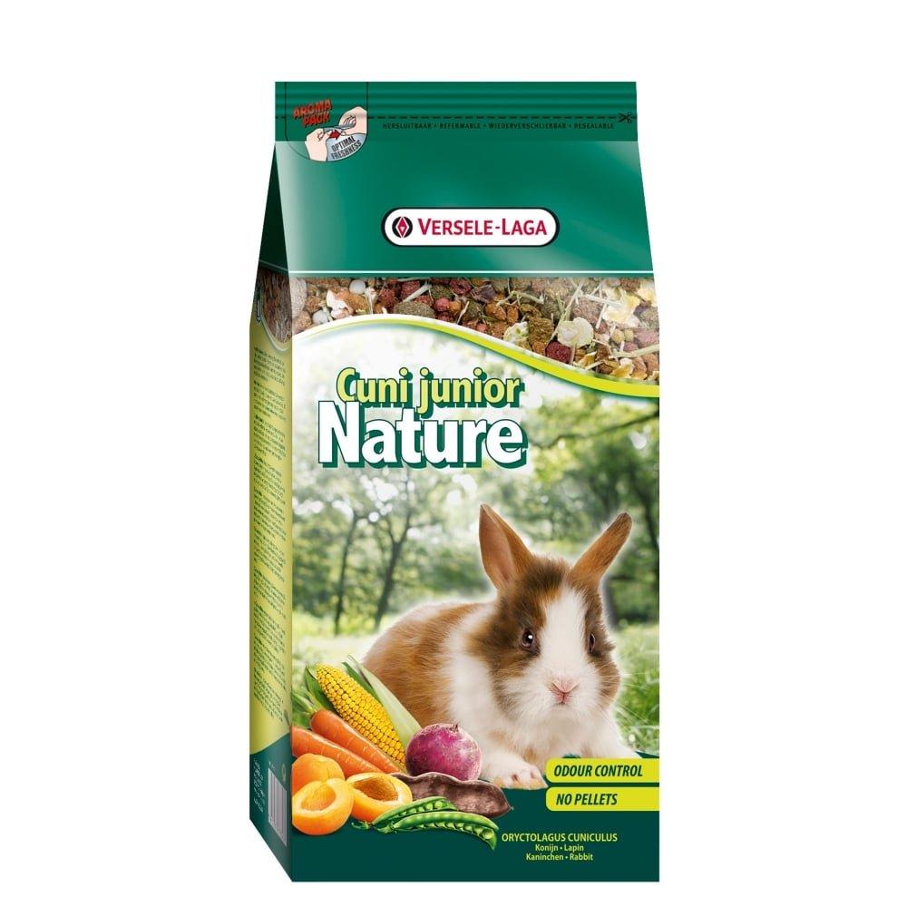Krmivo VERSELE-LAGA Nature pro králíky junior 750 g