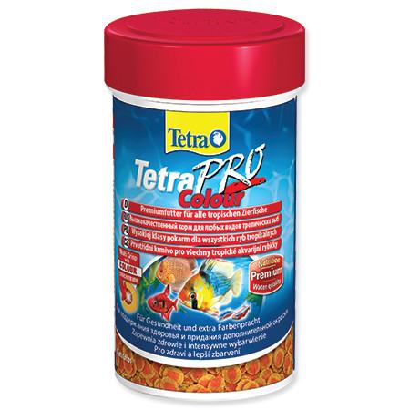 Tetra Pro Colour krmivo pro ryby s karotenem 100 ml