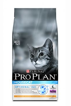 Pro Plan Cat Housecat Chicken & Rice 1,5 kg