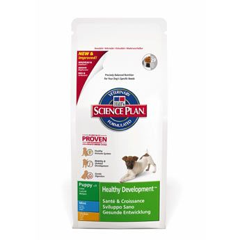 Hill's Science Plan Canine Dry Puppy Growth Mini 7,5 kg