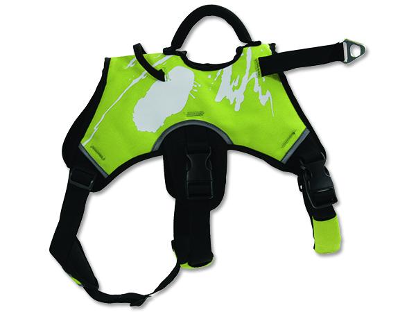 Zolux Tažný postroj pro psy zelený - XL