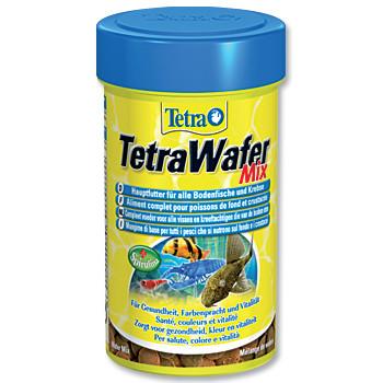 Tetra Wafer Mix krmivo pro jezerní ryby a raky 100 ml