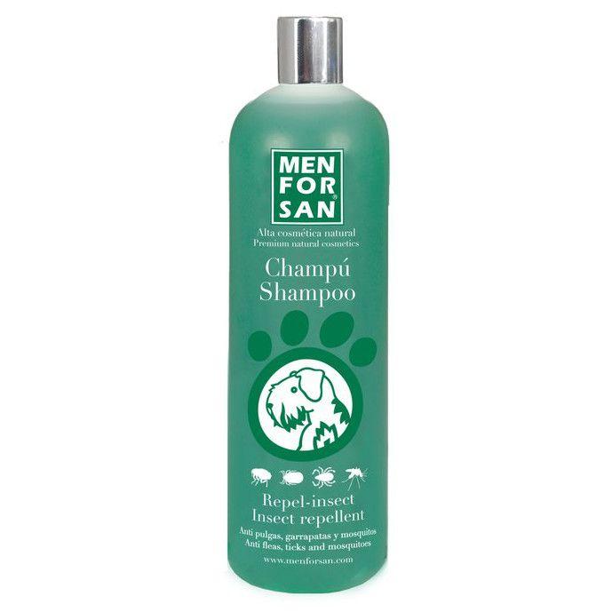 Menforsan Repelentní šampon proti hmyzu pro psy 1000 ml