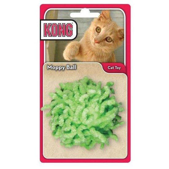 Kong Cat míček z mikrovlákna pro kočky