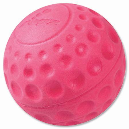 Rogz Asteroid Míček pěnový pro psy růžový