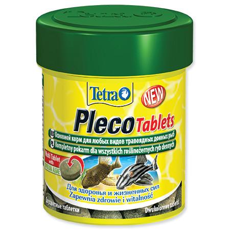 Tetra Pleco krmivo pro býložravé ryby 120 tablet