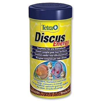Tetra Discus Energy speciální krmivo pro diskuse 250 ml