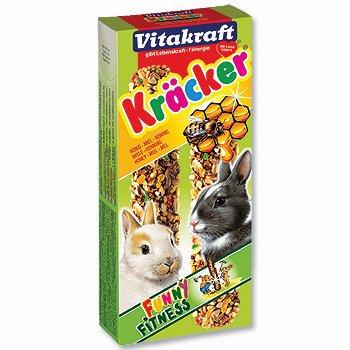 Kracker VITAKRAFT Rabbit Honey 2 ks