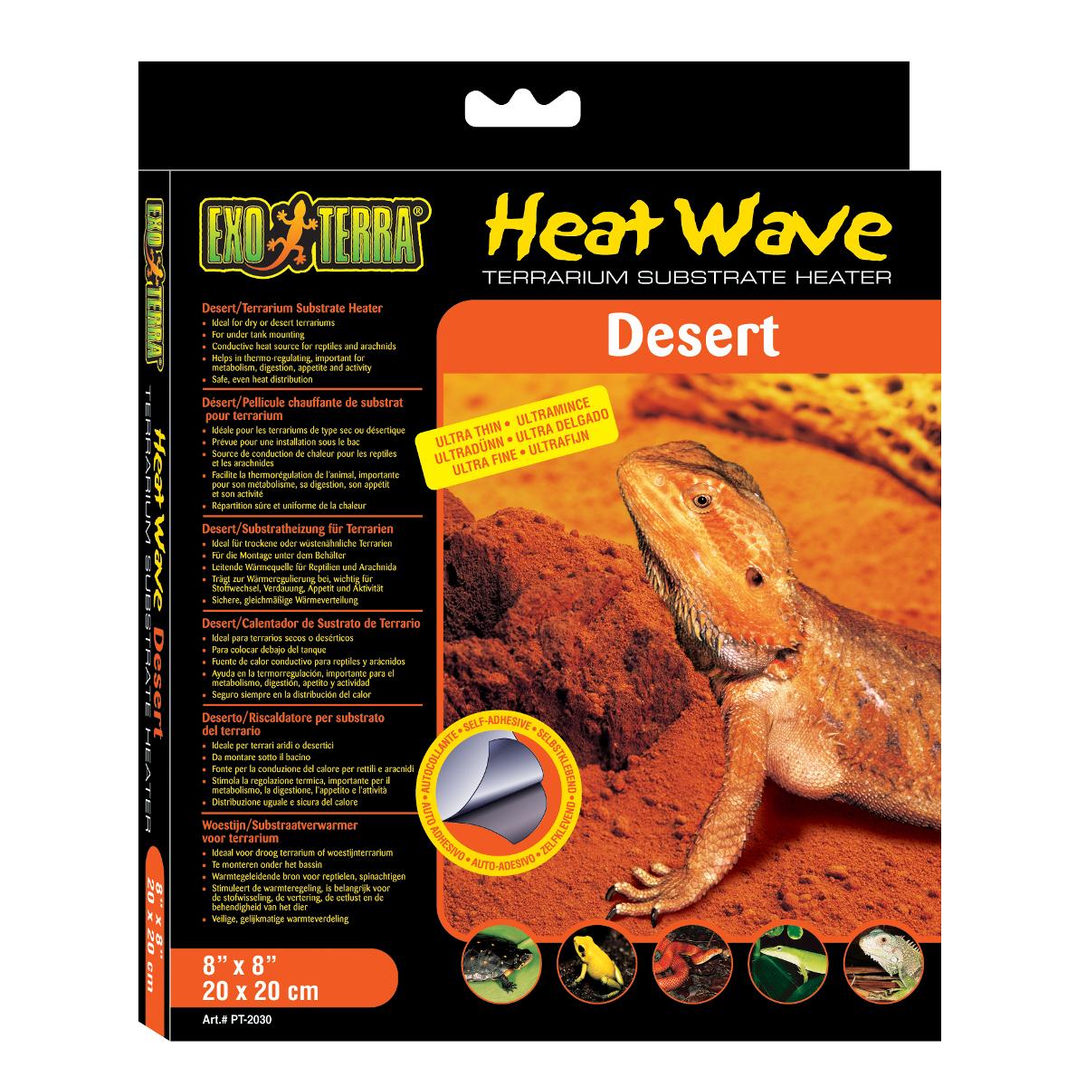 Deska topná EXO TERRA Heat Wave Desert malá 8 W