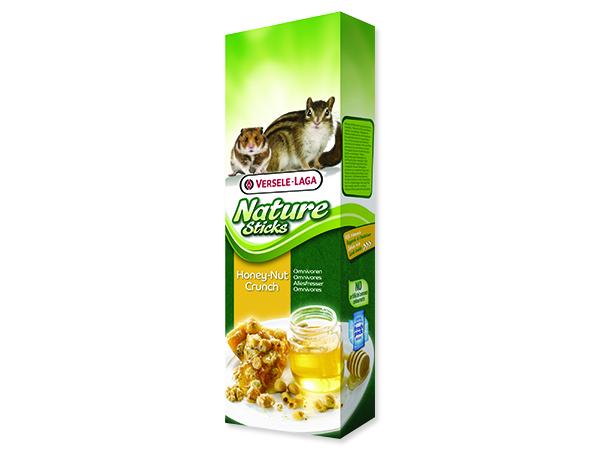 Tyčinky VERSELE-LAGA Nature křupavé ořechy s medem 140 g