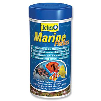 Tetra Marin vločky pro mořské ryby 250 ml