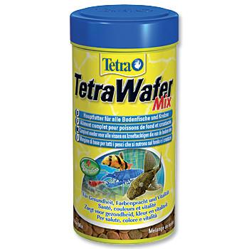 Tetra Wafer Mix krmivo pro jezerní ryby a raky 250 ml