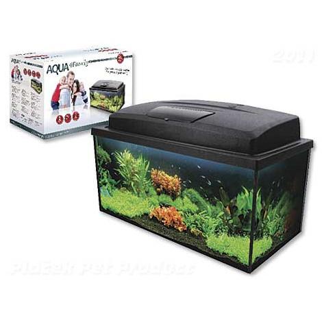 Aquael Aqua4 Family akvárium set 80x35x40 cm, 112 l