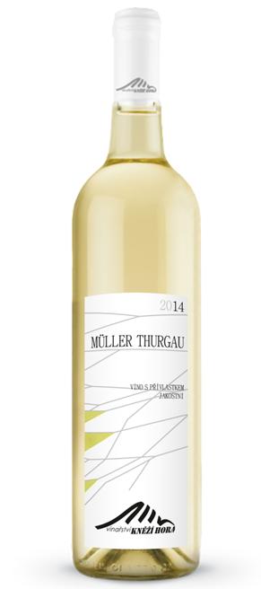 Müller Thurgau 2014 - suché