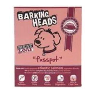 Barking Heads Fusspot - vanička losos pro vybíravé psy 400 g