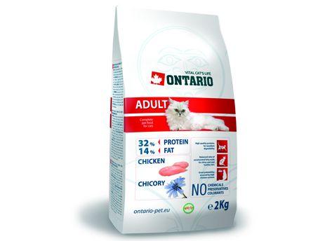 Ontario Cat Adult Chicken 2 kg