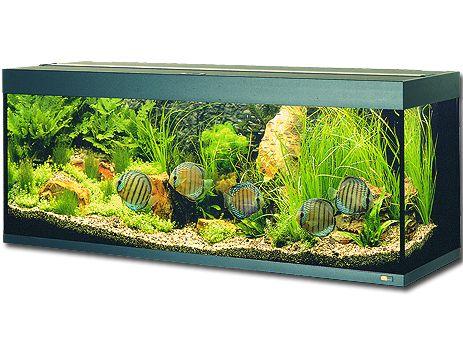 Juwel Rio 300 akvárium set černý 121x51x66 cm, objem 300 l