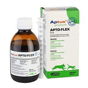 Aptus Apto-Flex Vet sirup pro - klouby psů a koček, 200 ml
