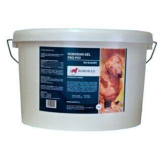 Roboran gel pro psy - doplněk pro ochranu pohyb. aparátu v prášku 3 kg