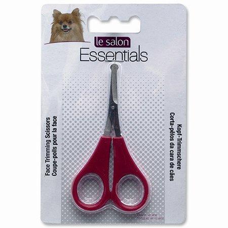 Le Salon Essentials Dog nůžky pro psy na tvář s bezpečnostními hroty