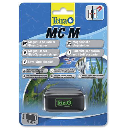 Tetra MC M plovoucí magnet na čištění skla velikost M