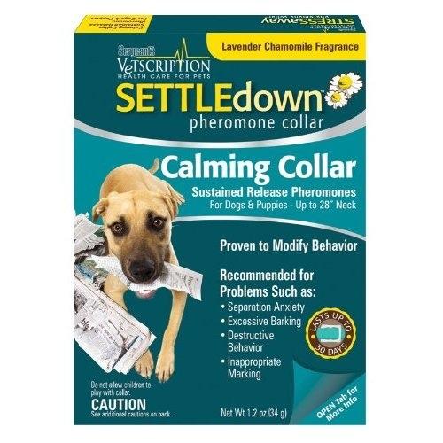 Settledown obojek feromonový pro psy a štěňata