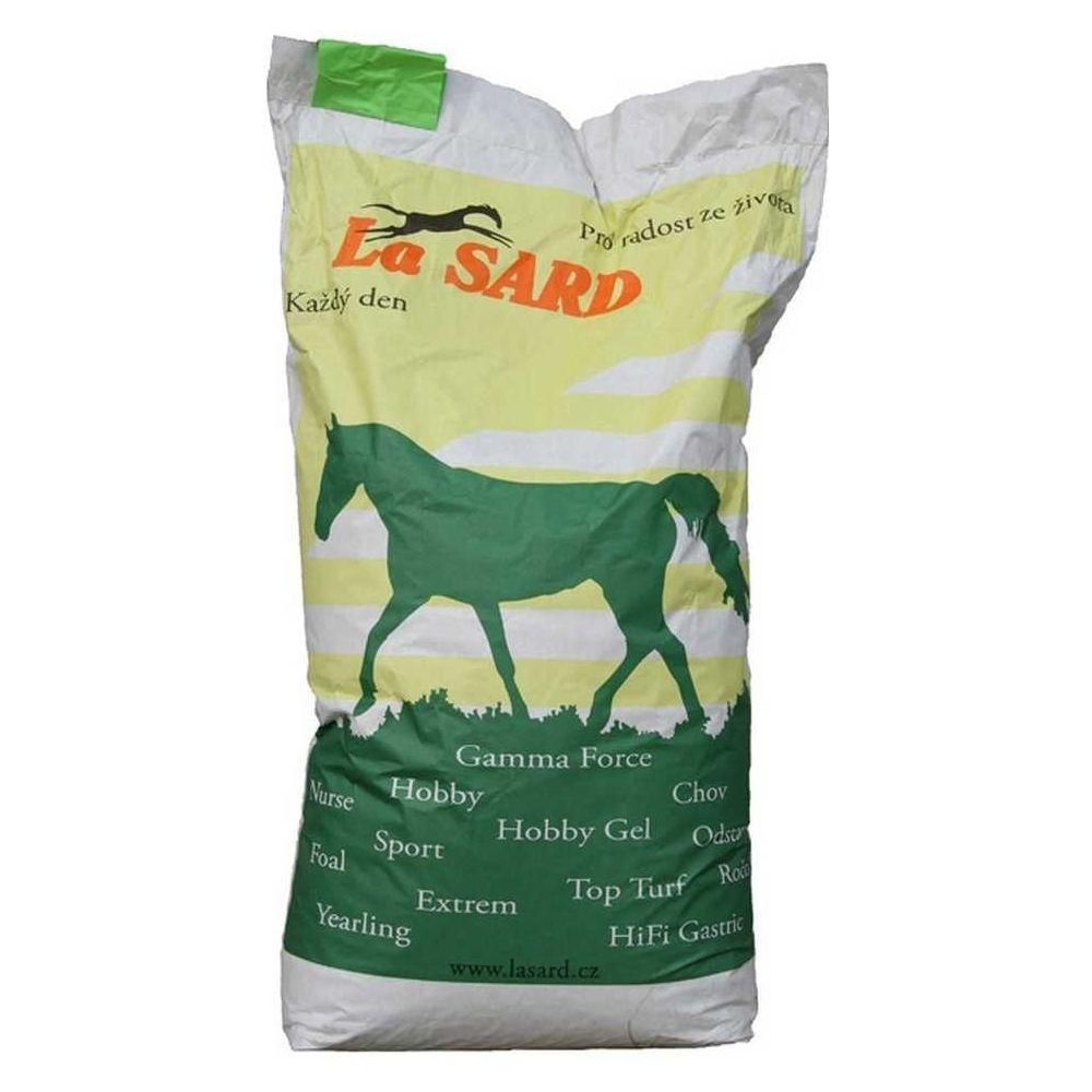 Krmivo koně LaSARD Hifi Gastric Probio 25kg