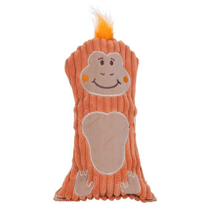 Kyjen Opice s pískající PET lahví 28 cm