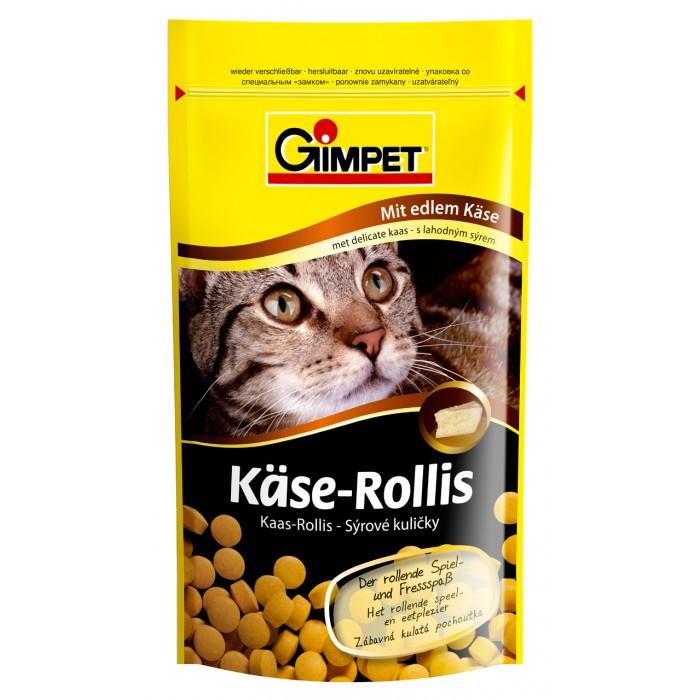 Gimpet Kase-Rollis - pochoutka sýrové kuličky, 100 ks 40 g
