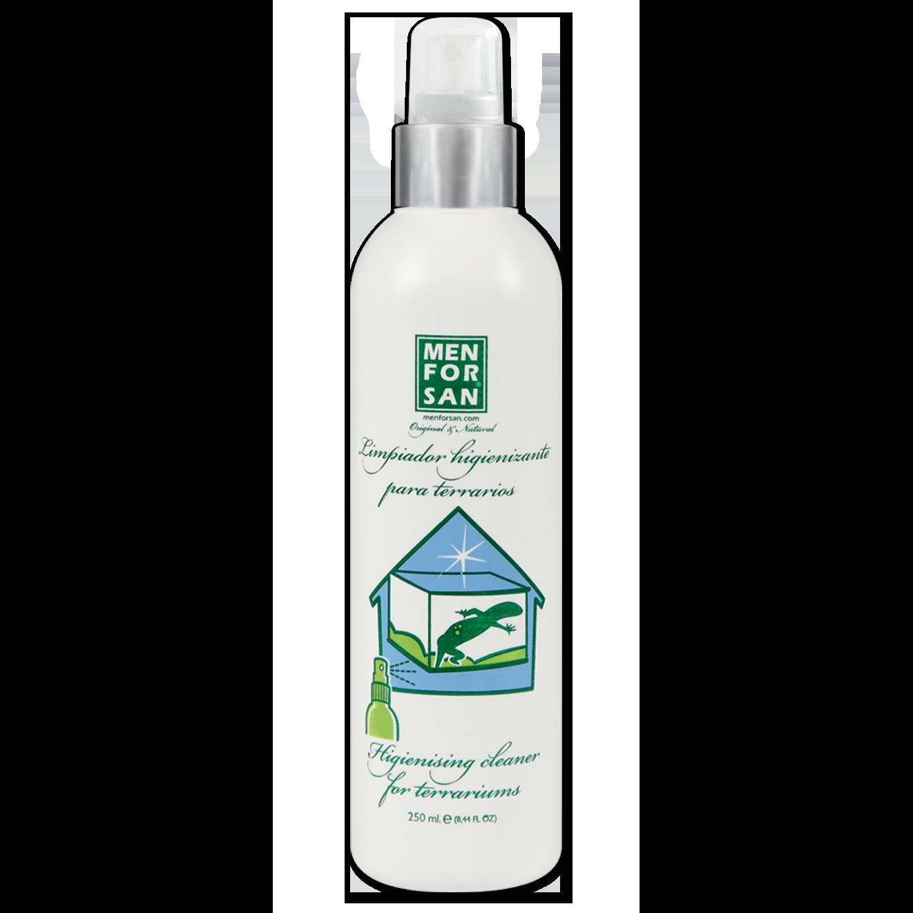 MenForSan Hygienický čistič terárií 250 ml