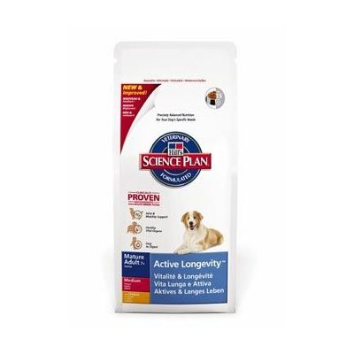 Hill's Science Plan Canine Dry Senior 12 kg