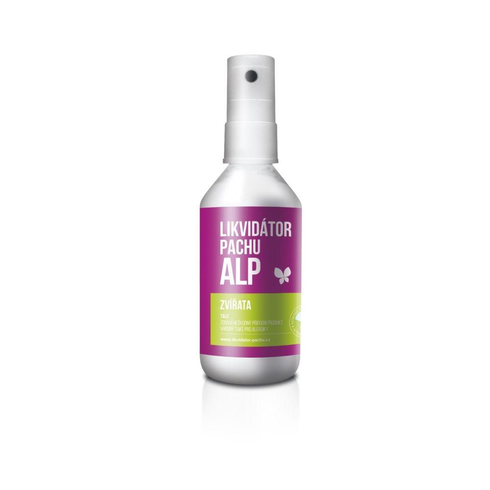 Alp Likvidátor pachu Zvířata - pudr sprej 100 ml