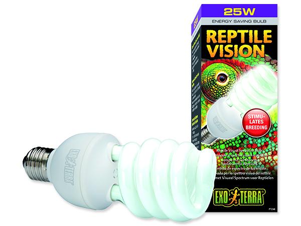 Žárovka EXO TERRA Reptile Vision 25 W