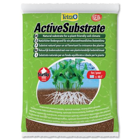 Tetra Active Substrate přírodní, z jílovitých minerálů 6 kg